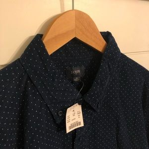 Brand new J. Crew men's shirt!